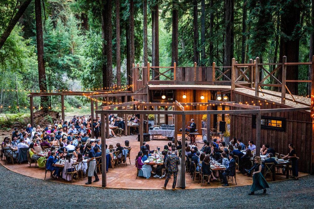 The Redwood Pavilion