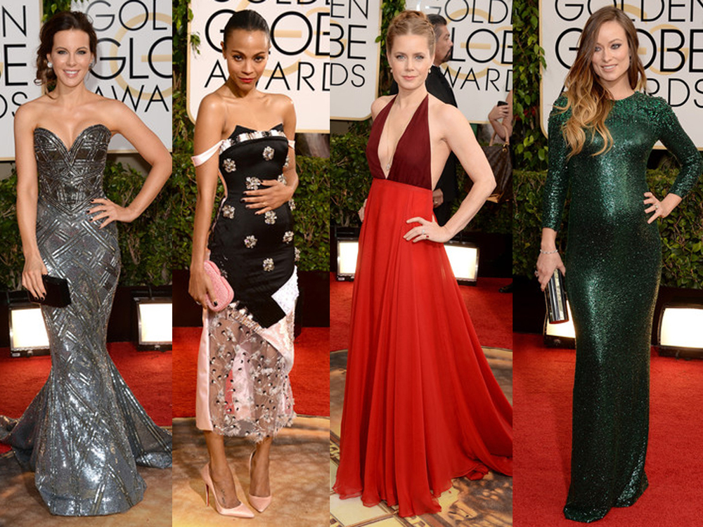 GoldenGlobesBestDressed