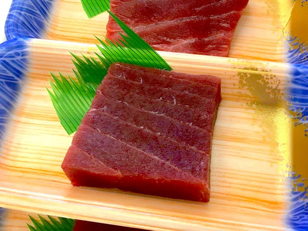 Bluefin Tuna AKAMI (lean) from Florida