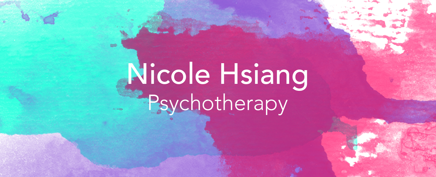 Nicole Hsiang, San Francisco Therapist
