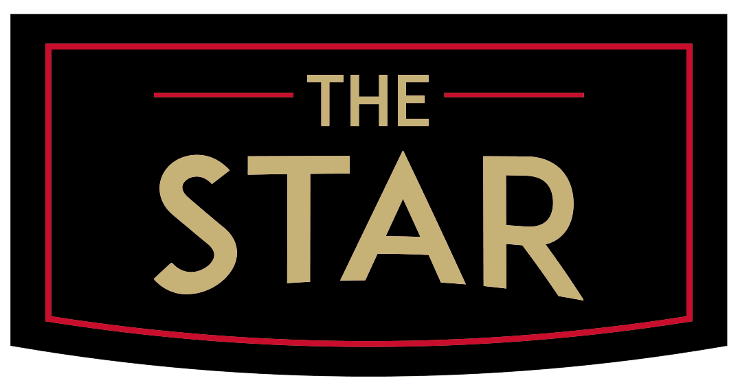 Image result for the star pizza