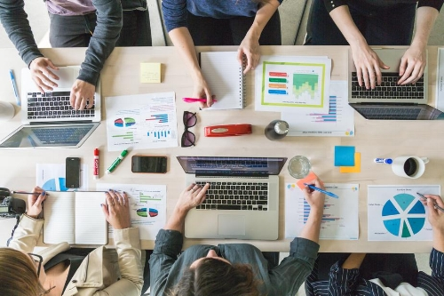 How to Leverage Pew Research Center's Social Media Stats to Help You Grow Your Empire