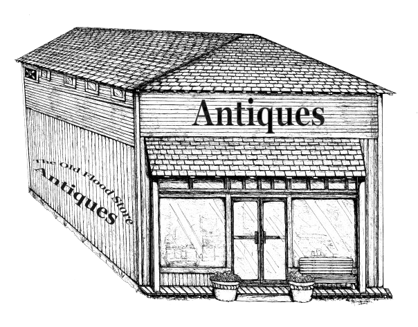 The Old Flood Store Antiques