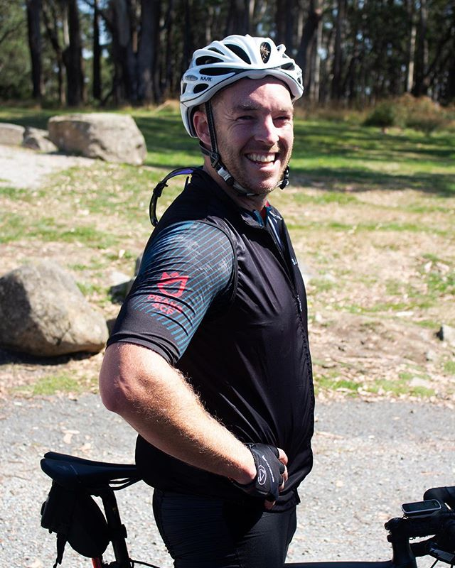 After 2+ ascents of Mt. Donna Buang, THE BOSS @chopsy83 was all smiles. This guy gives 110% every time. Copy and paste the link below to support Mark and make a donation that will help children and families affected by Cystic Fibrosis. #cf #cysticfibrosis #peaks4cf #4065challenge #getitdone  _____ https://peaks4cf2019.everydayhero.com/au/marks-peaks4cf