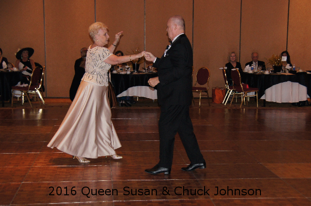 2016 Queen Susan & Chuck Johnson