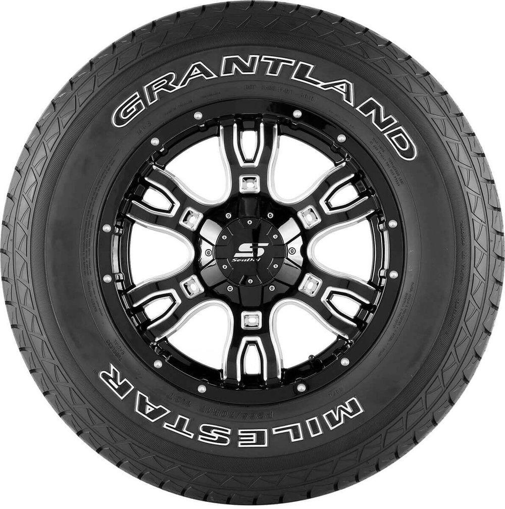 milestar grantland gallito tires 275 55R20 Hankook F150 milestar grantland