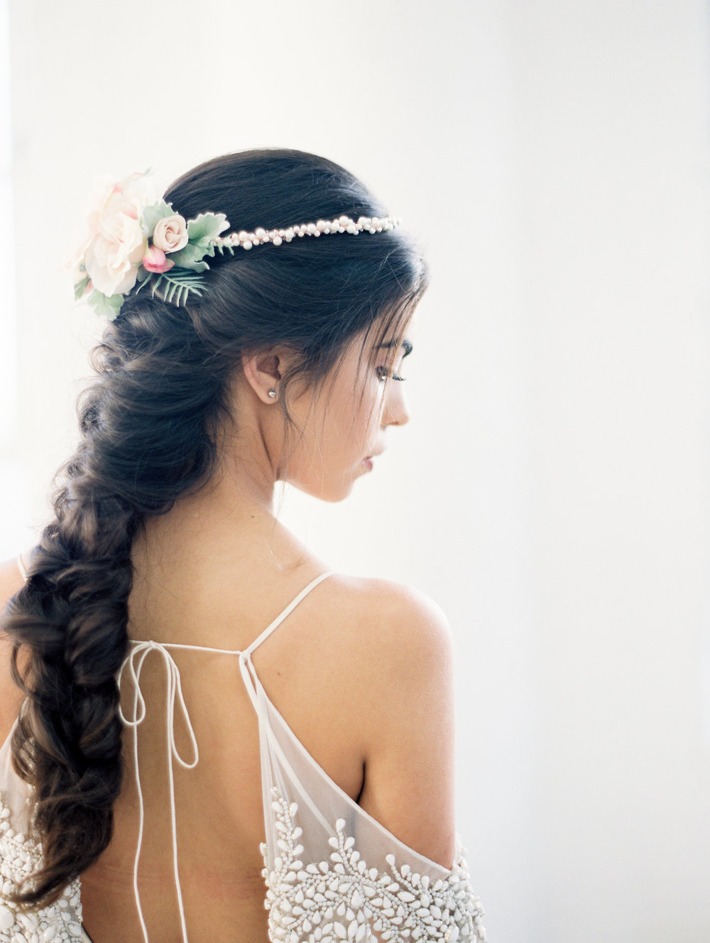 flower-crown-braided-hairstyle-boho-bride