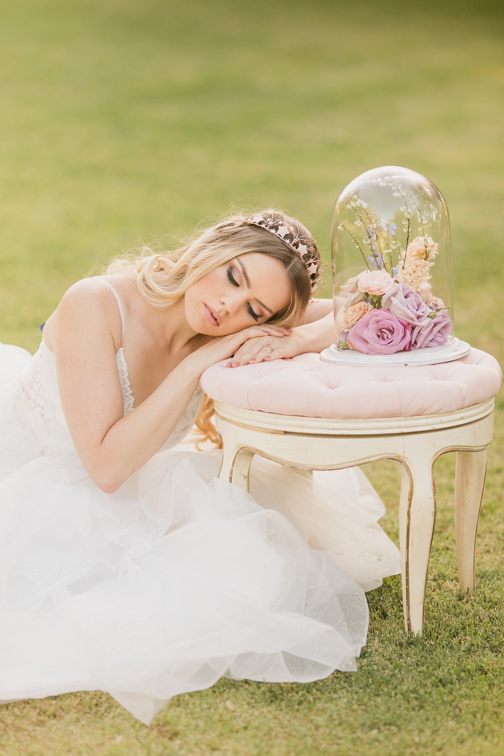 Star-Crown-Rose-Gold-Unicorn-Styled-Shoot-with-Pastel-Colors-and-Magical-Details