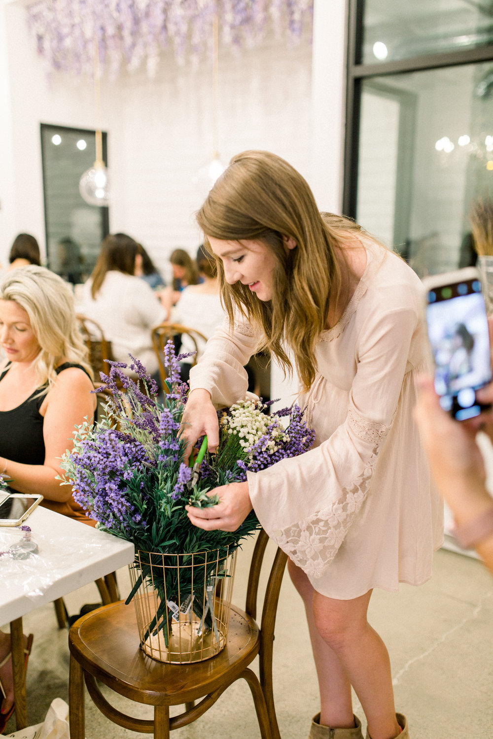 A Preview Of The Prettiest Flower Crown Workshop And Our Sponsors
