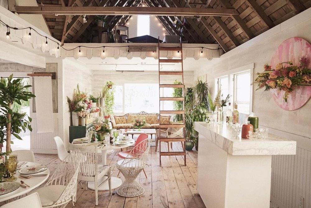 The Location! It's the cutest bungalow by the beach at  Sourced ! Photo by  Stewart Uy .