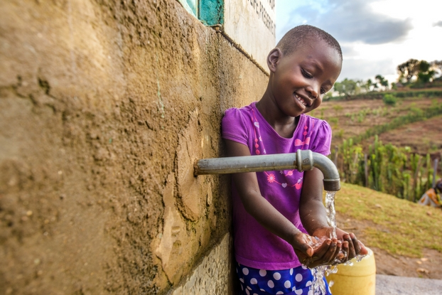 Help end the clean water crisis