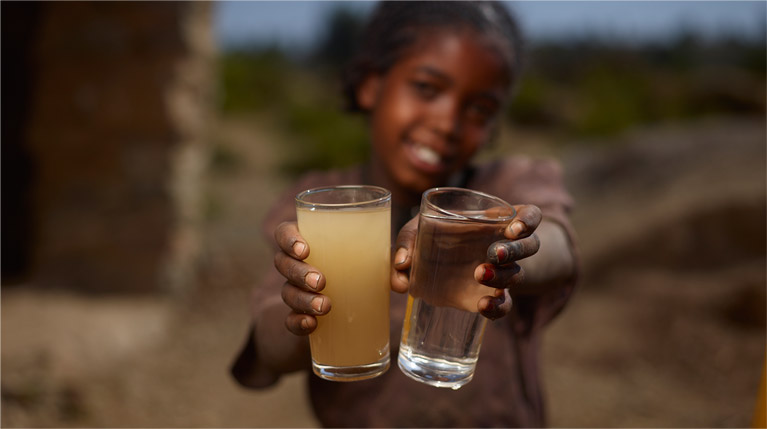 In the developing world, water is LIFE