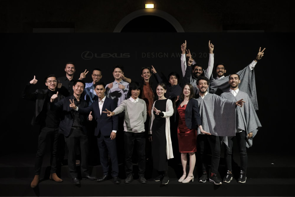 Lexus Design Award 2018 Panel Finalists