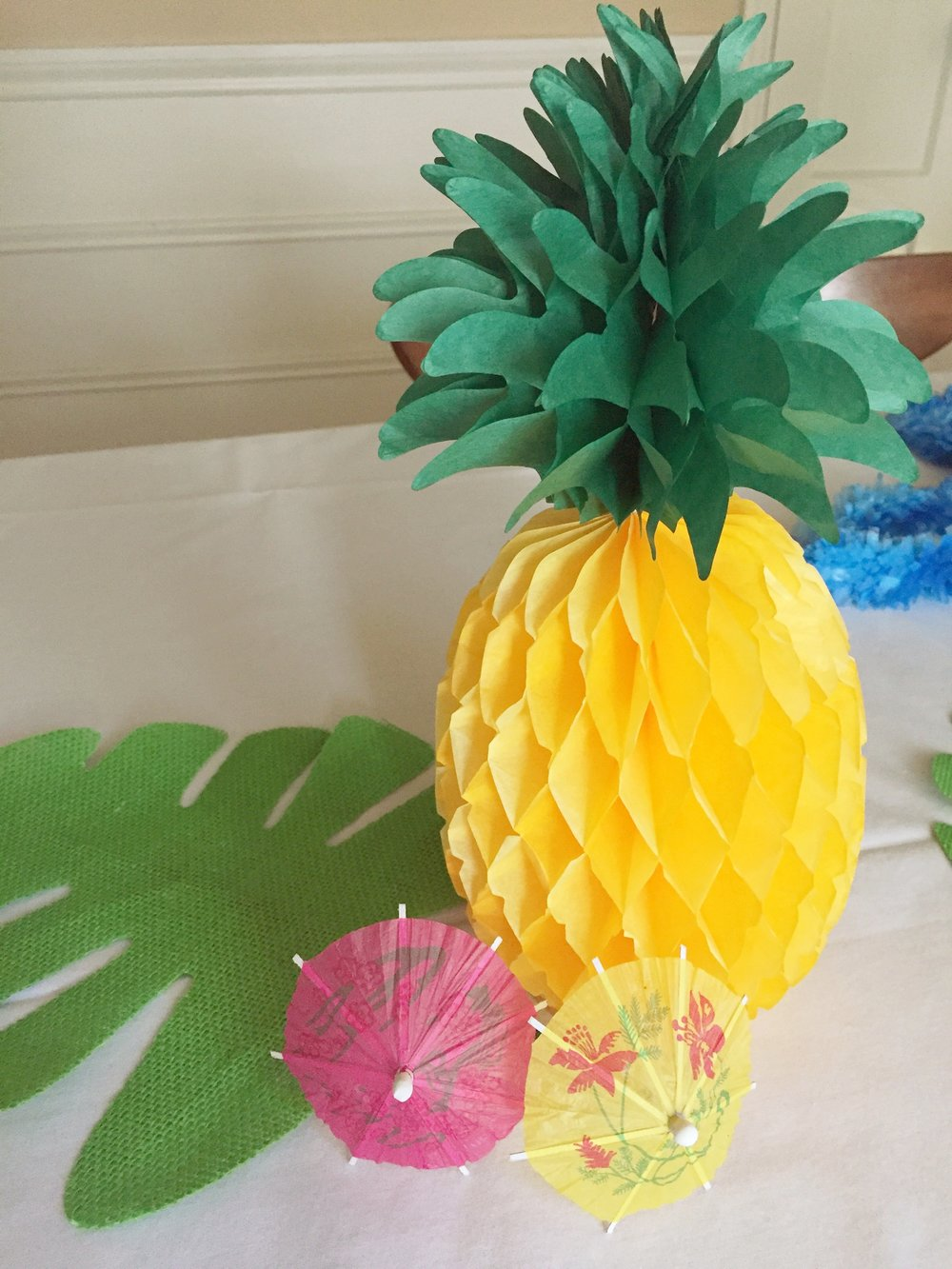 Pineapples, Party City