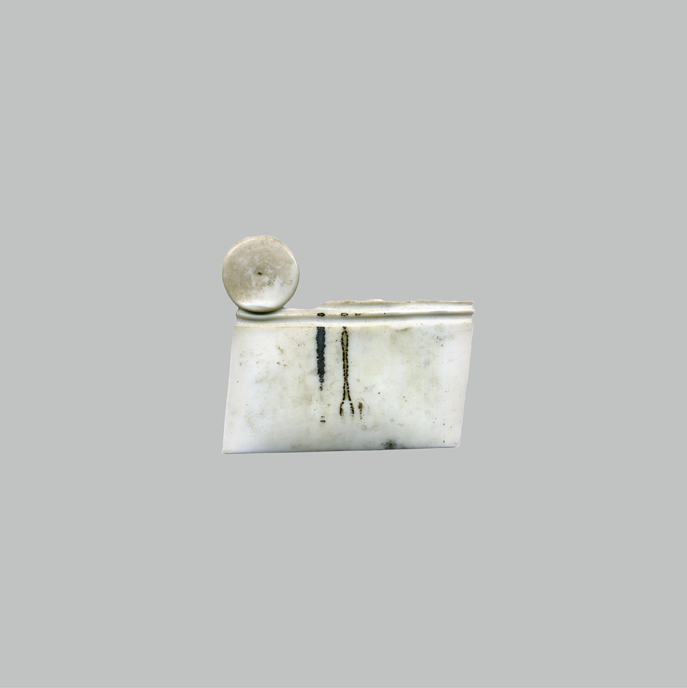 Door Stop, 256 Fergusson Drive   Medium:  Lightjet print on metallic paper   Size: 30 x 30cm   Limited edition:  3/5 available