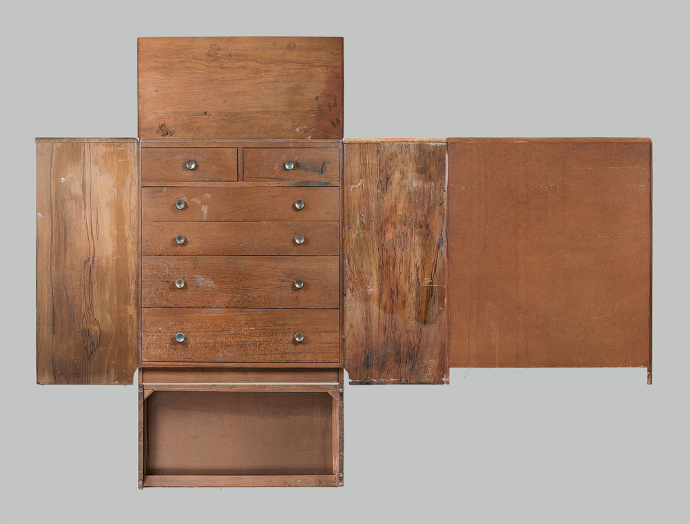 Drawers, 256 Fergusson Drive   Medium:  Lightjet print on metallic paper   Size:    Limited edition:  6 available  Special edition of half size available