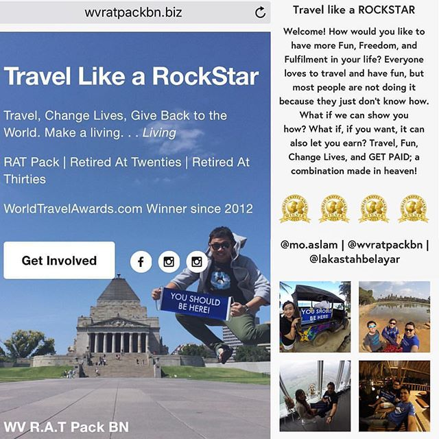check out my new site! www.wvratpackbn.biz  #wvratpackbn