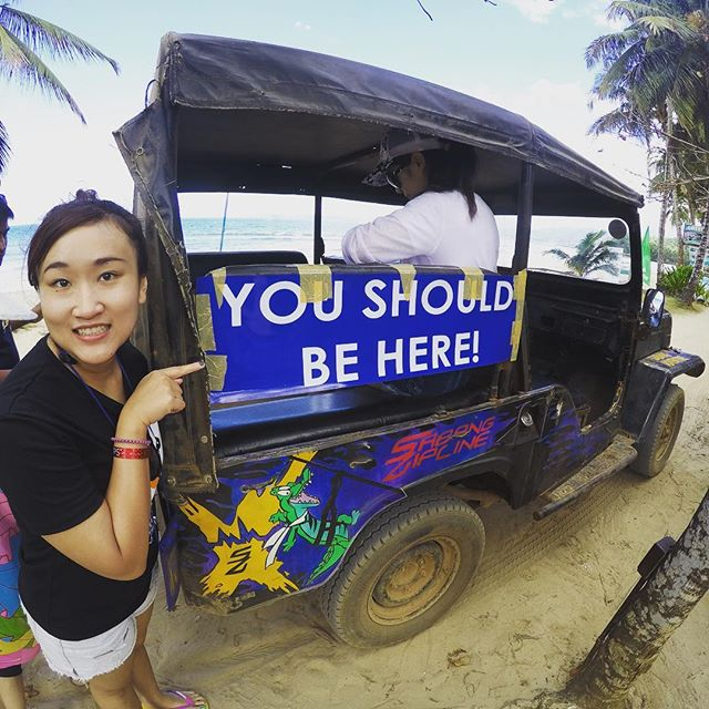 Puerto Princesa. who would of thought i'd we'd actually be there? read more about it from the website's experience page! #wvratpackbn #ysbh #wvlife #wvadventures #lakastahbelayar
