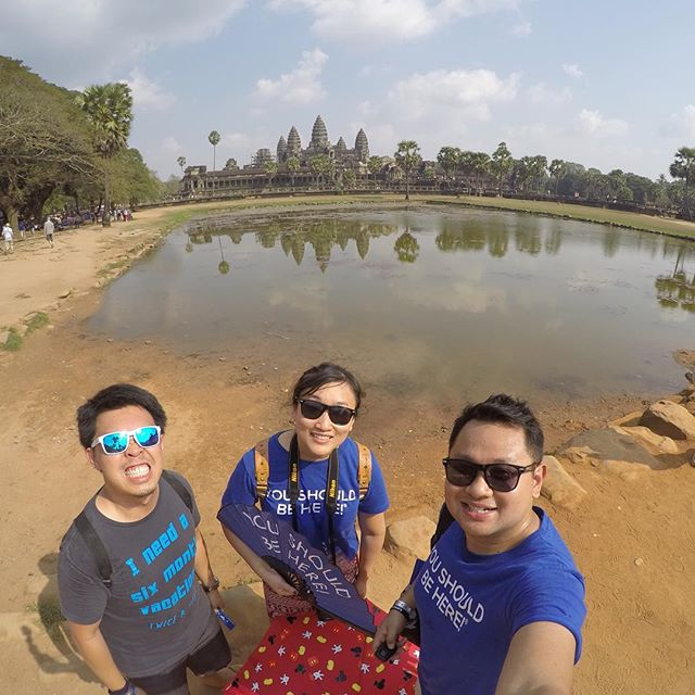 2016 started with Siem Reap. it was awesome! check it out from the website's experience page!  #wvratpackbn #ysbh #wvlife #wvadventures #lakastahbelayar