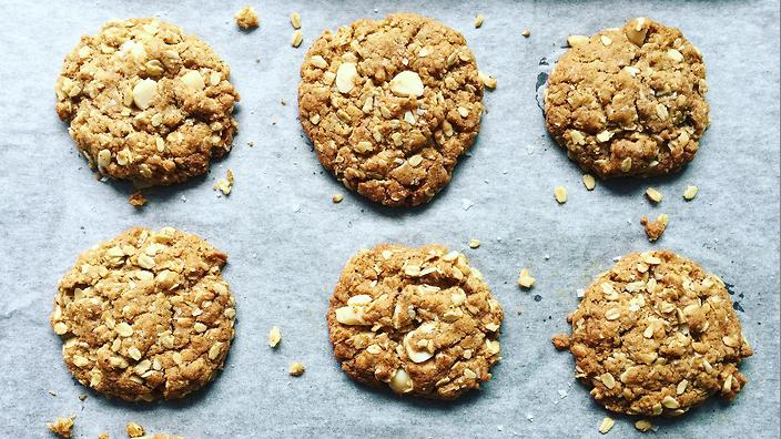 Fresh from the Oven Australia Native Anzac Biscuit