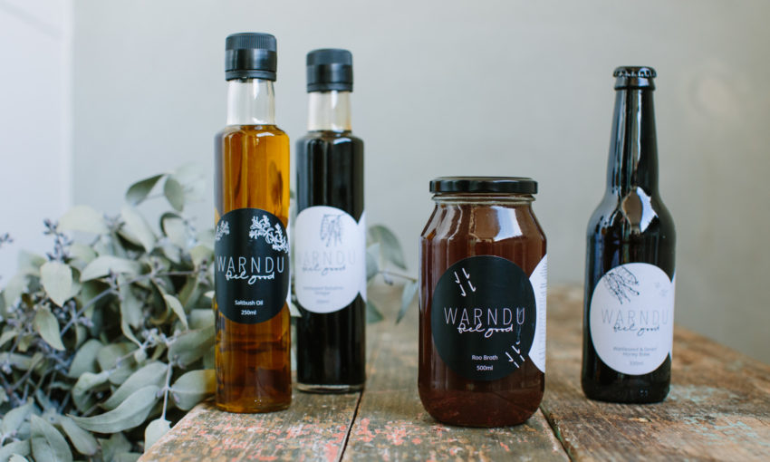Warndu Australian Native infused Olive Oils and Balsamic vinegar