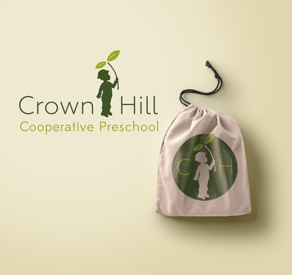 Logo & Branding - Crown Hill Preschool