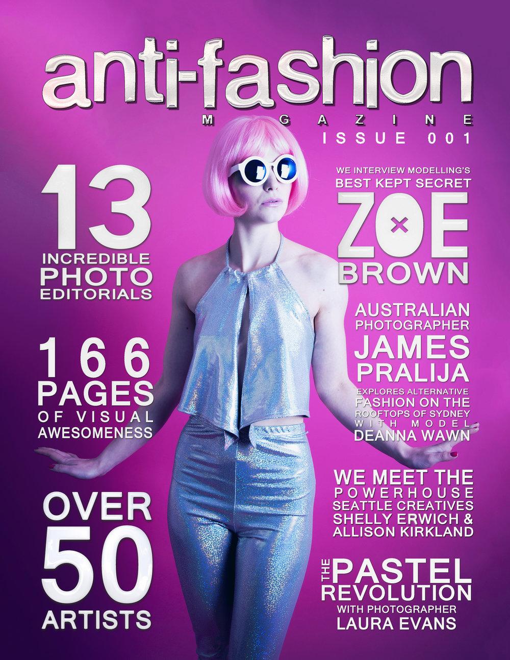 Anti-Fashion Magazine - Issue 001