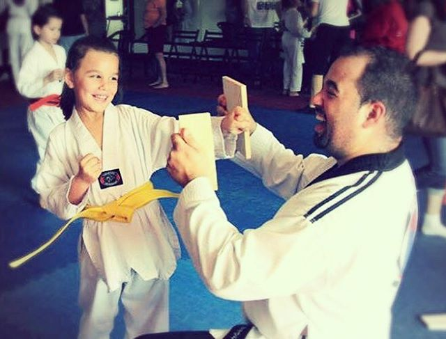 TBT Camila as a yellow belt! Good luck on your High red belt test! Belt testing: Friday 2/15 5:30-7:30 & Saturday 2/16 10am-12pm