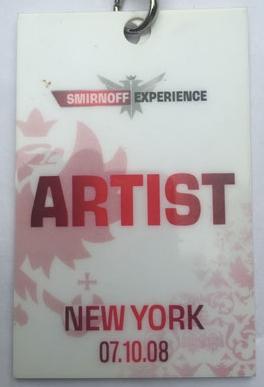 Smirnoff Experience New York