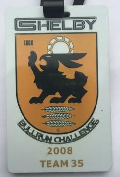 Shelby Bullrun Challenge Texas