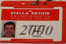 The Stella Artois Championships