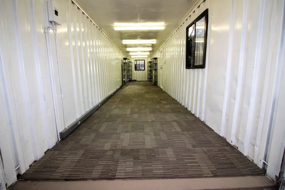 Carpet tiling