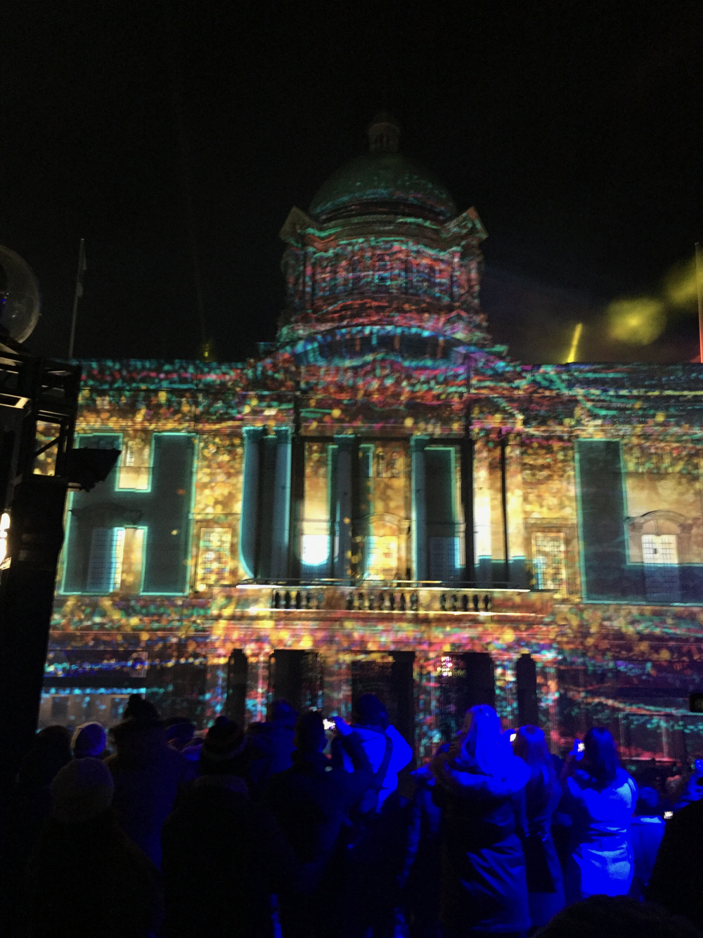 Made in Hull Projections
