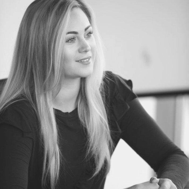 """""""I'm so pleased I found C4DI as it's a cool place to work with lots of lovely people and exciting things happening!"""" - - Jess Johnston, Hospitality and Events Manager at C4DI."""