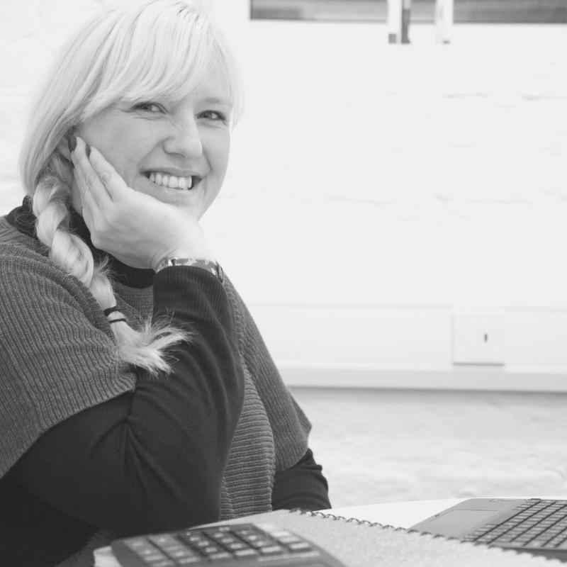 """""""I help help small businesses and start-ups make sense of their taxes."""" - - Vicky Parkinson, Chartered Accountant at VSP Services Ltd"""