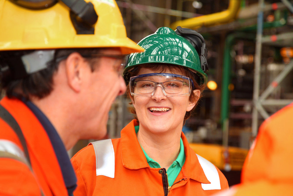 Dr Kirsty Clode BSc PhD C Chem FRSC CMIOSH, Chair of Women into Manufacturing and Engineering (WiME)