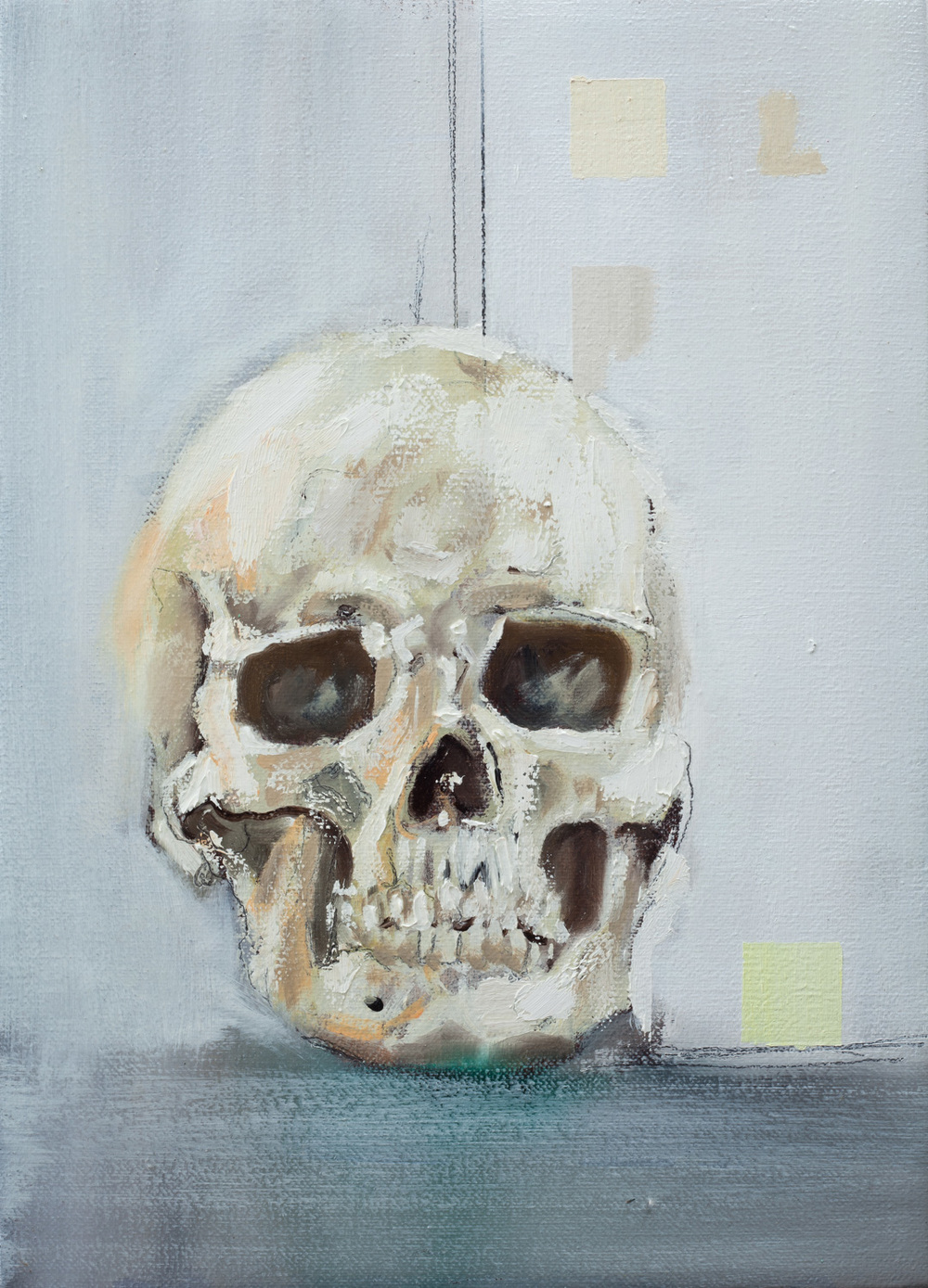 Untitled, oil on canvas, 30x40 cm, 2013