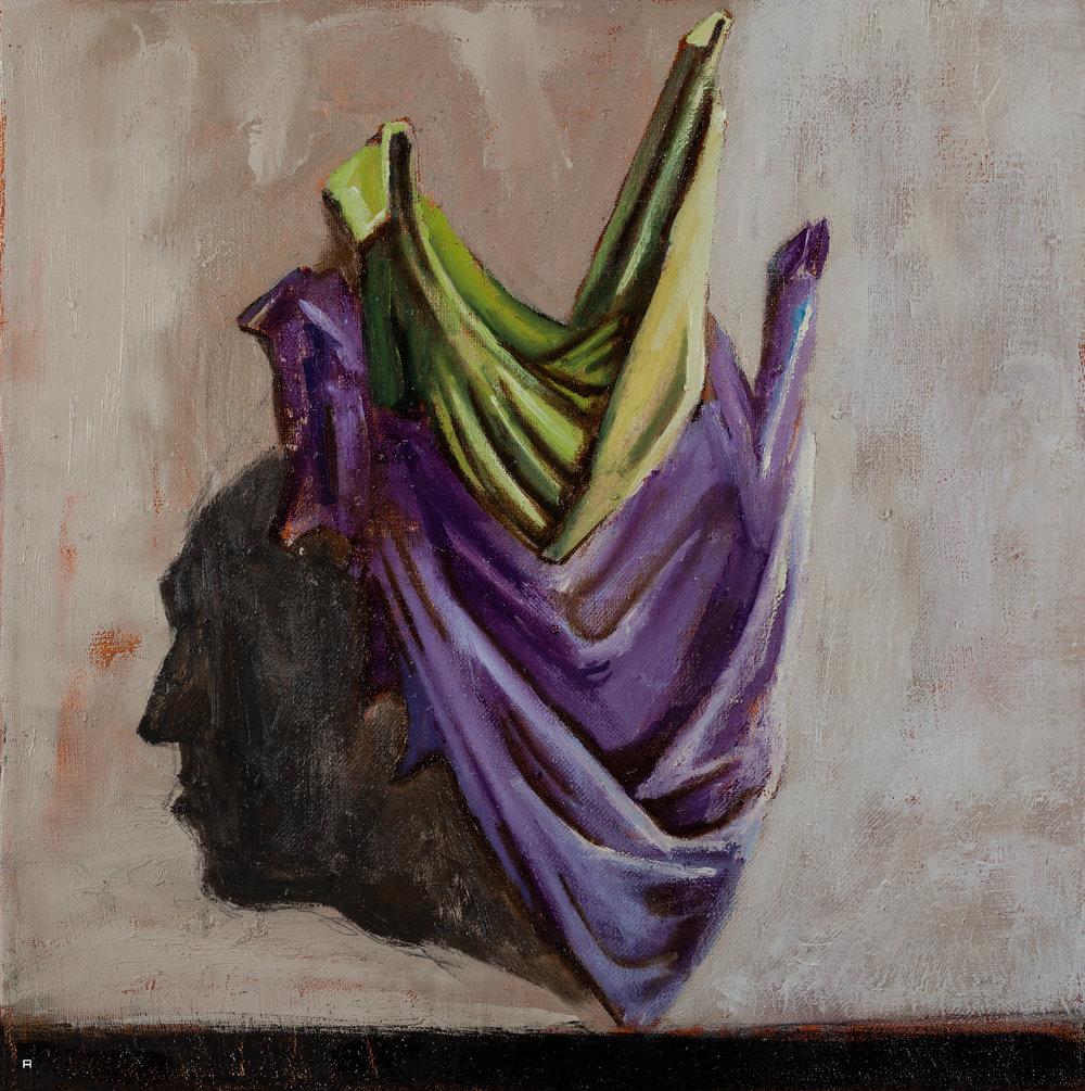 Untitled,50/50 cm, 2016