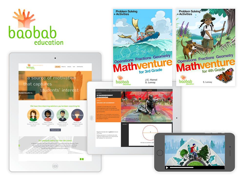 Baobab Education | Montreal