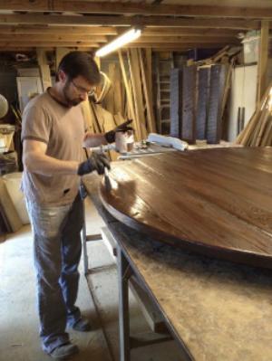 Greg Horton, Craftsman & Owner