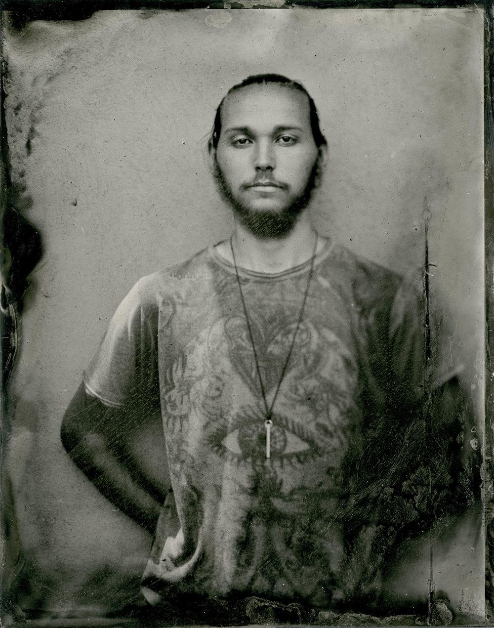 Portrait by  Sage Paisner