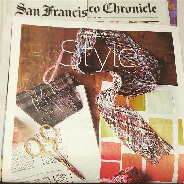 improv handbook in SF Chronicle