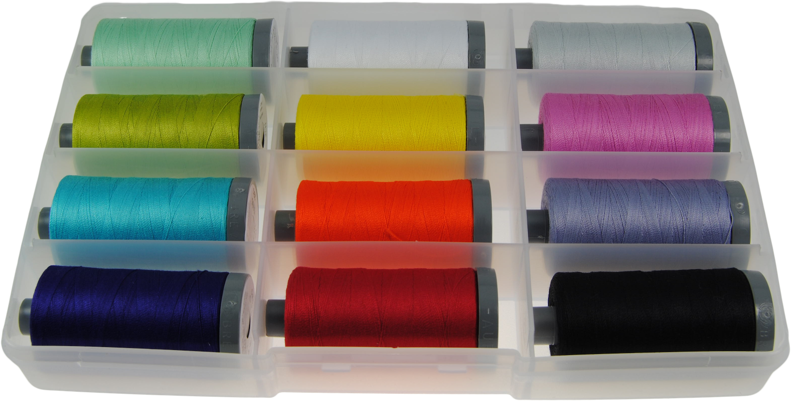 aurifil thread collection for Daintytime