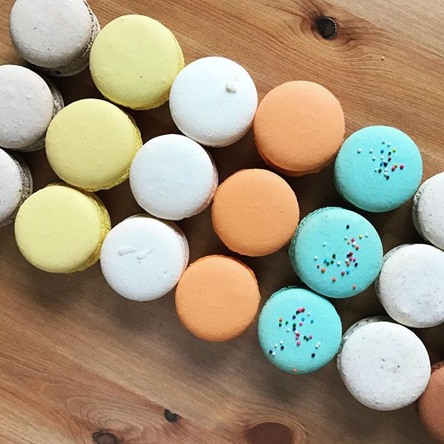 ahh it is almost Friday, y'all!  #macarons #mydtd #dallasbaker #dallasevents