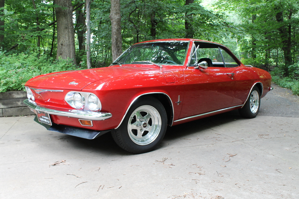 1965 Corvair GT Pix