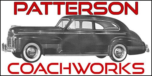Avon Cars Patterson Coachworks