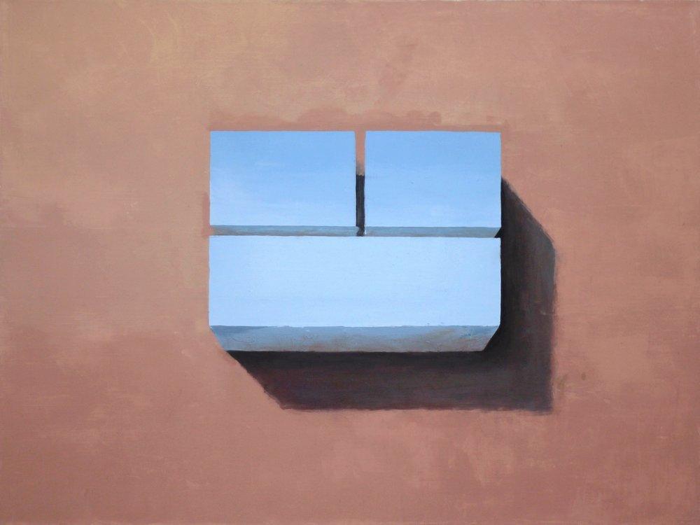 안/밖Inside/outside - A project combining observation and sculptural imagination of interior and exterior spaces.