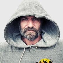 WIM HOF World record holder and adventurer