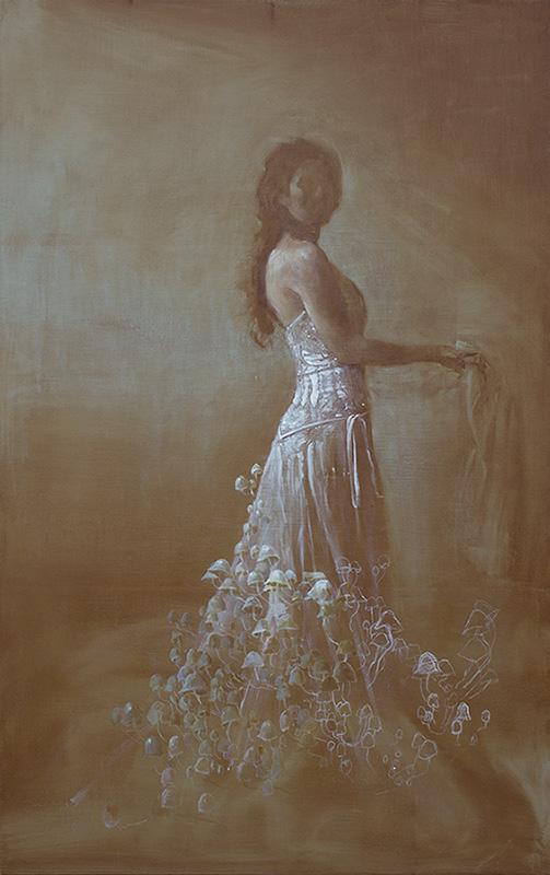 Strange is thy Pallor! strange thy dress!