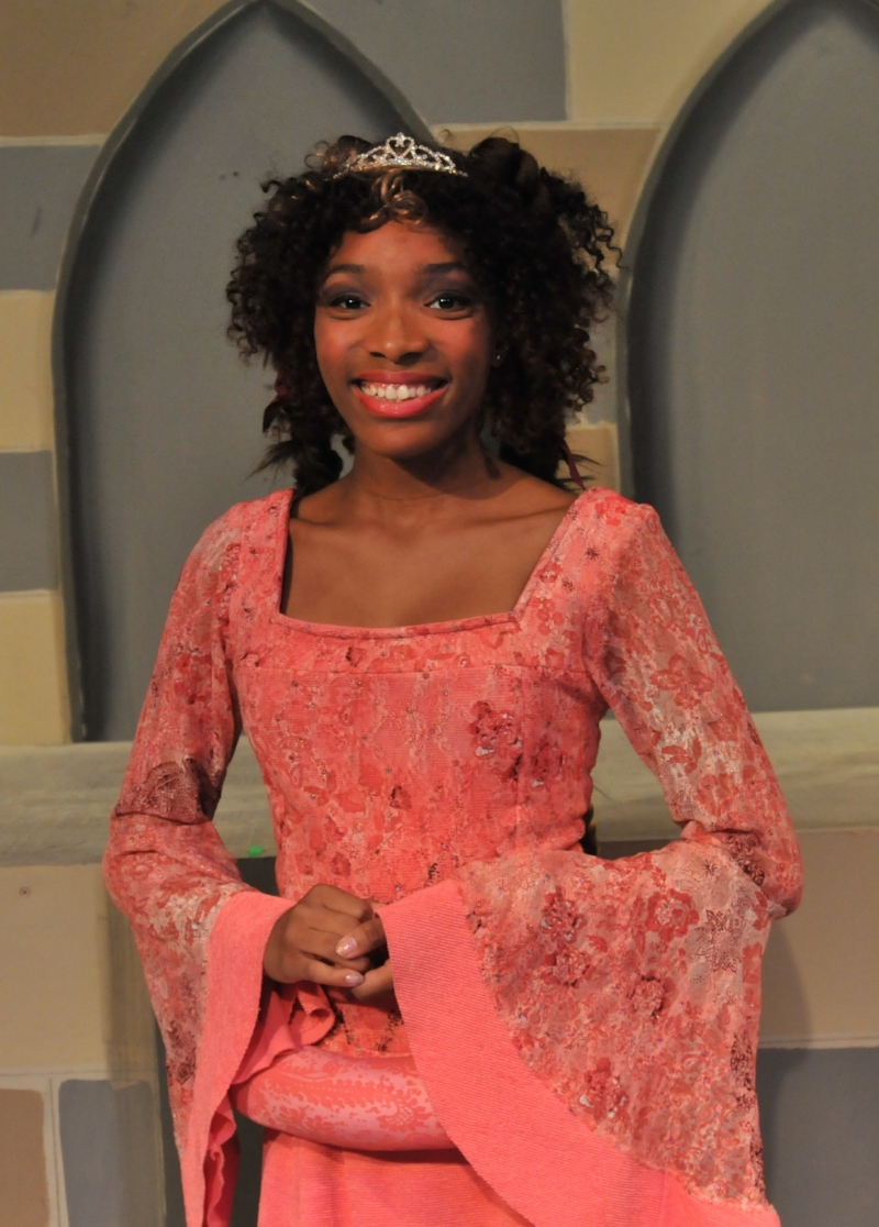 Kiara Jones, Once Upon a Mattress